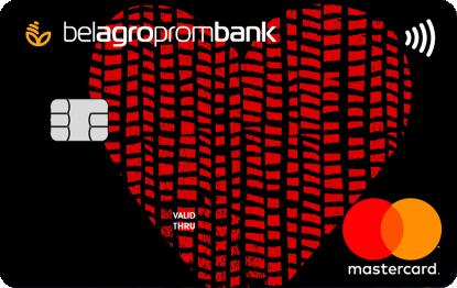 Mastercard Прикосновение