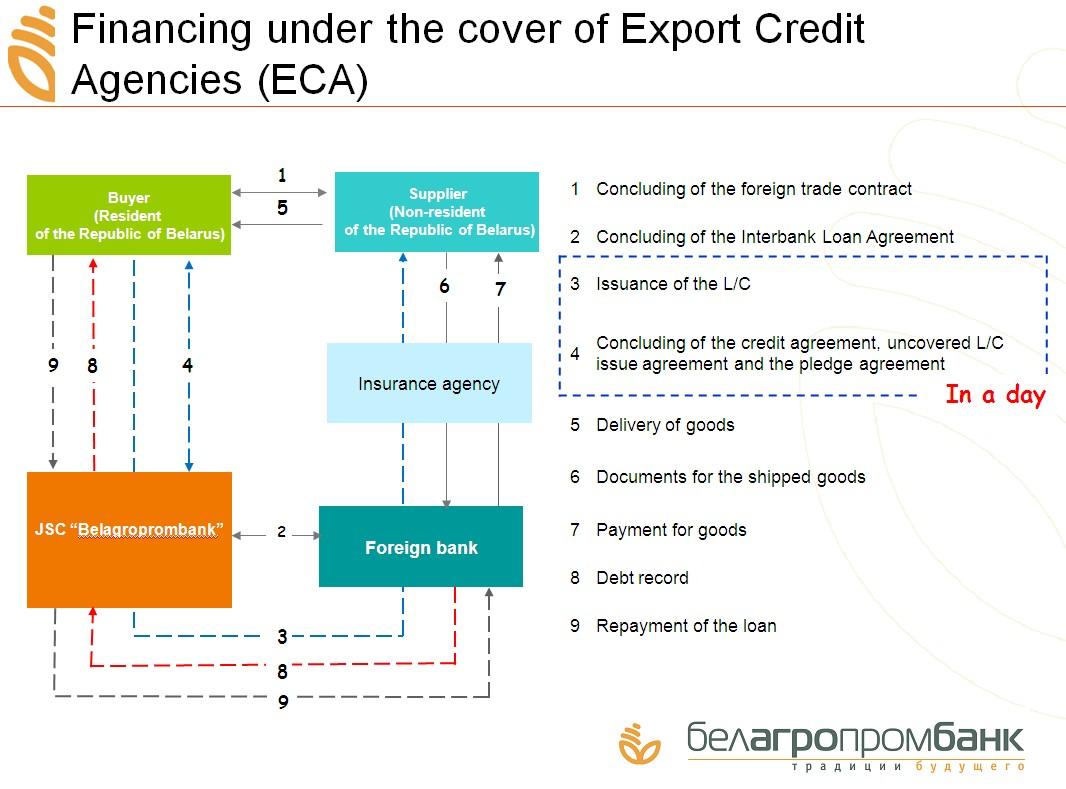 Export credit agency essay